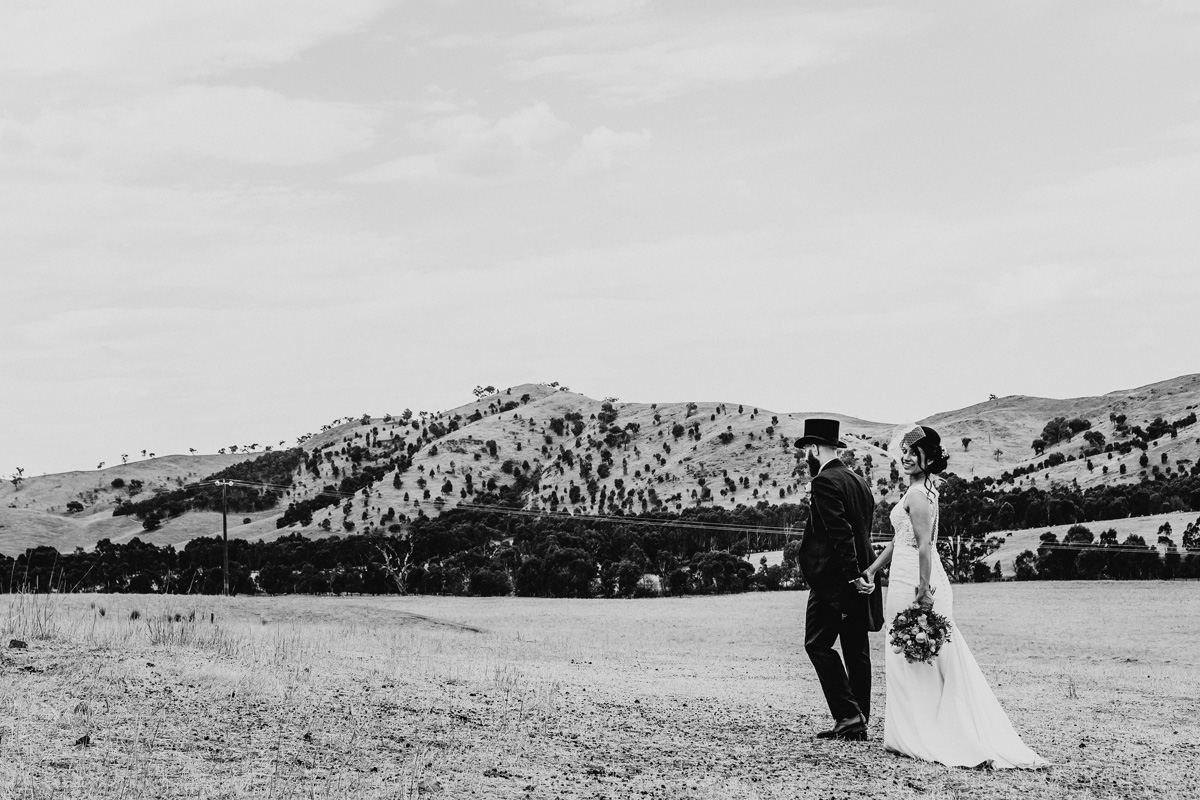 Neil Hole Wedding Photography Melbourne Flowerdale