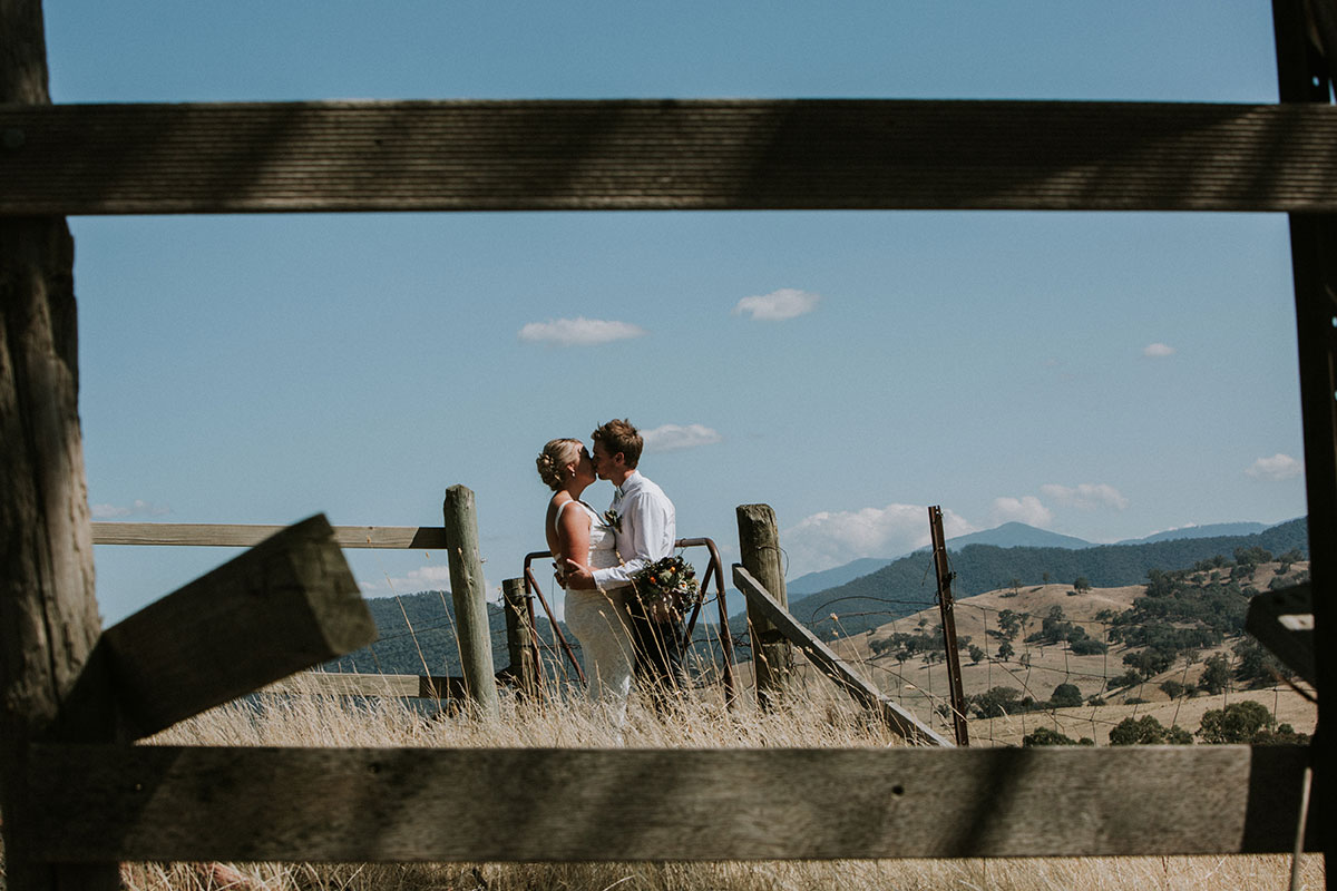 Melbourne Wedding Photography | Mansfield | High Country | Beyond the Sticks