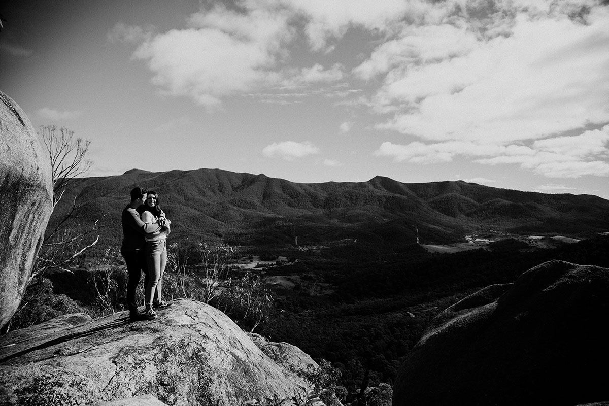 Neil-Hole-Engagement-Photography-Tidbinbilla Nature Reserve-Canberra-